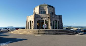Vista House, Crown Point Overlook