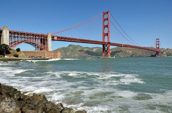 Fort Point, Golden Gate Bridge