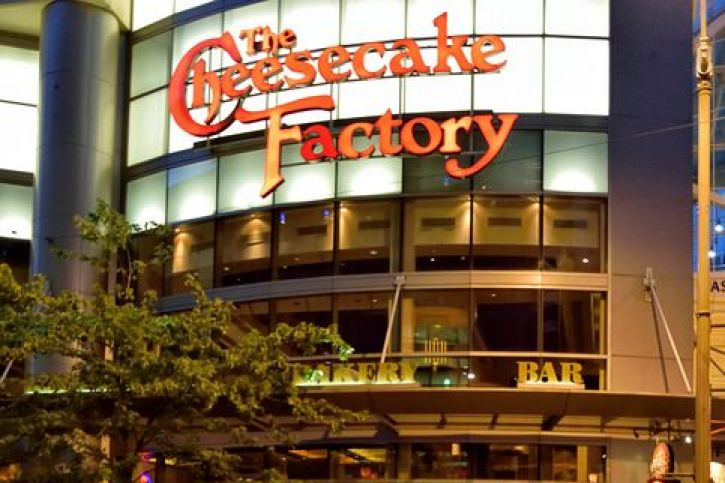 The Cheesecake Factory Seattle