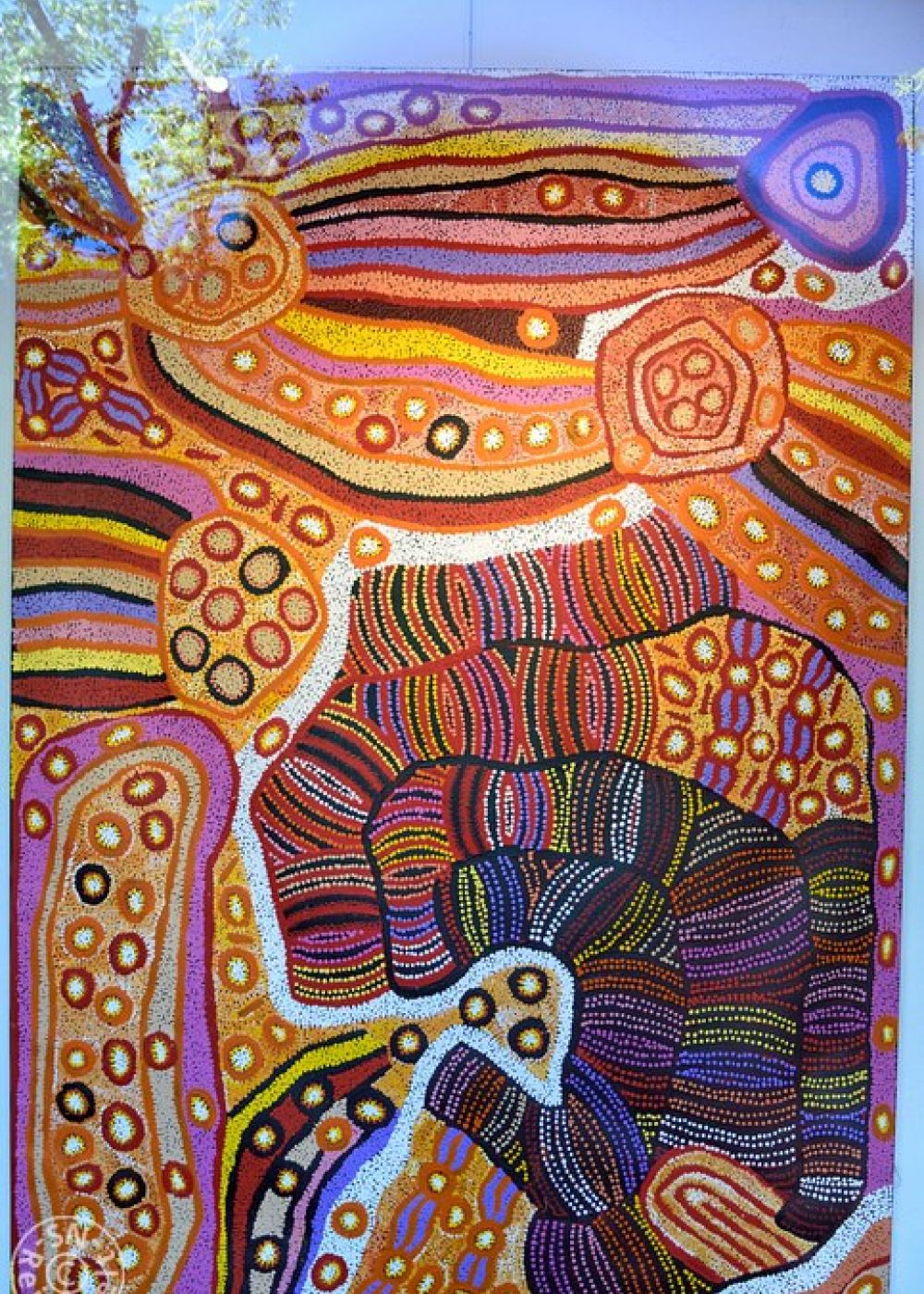 Aborigine-Kunst, Alice Springs