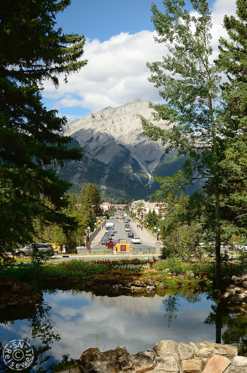 Tag 8 banff national park banff hot springs hotel