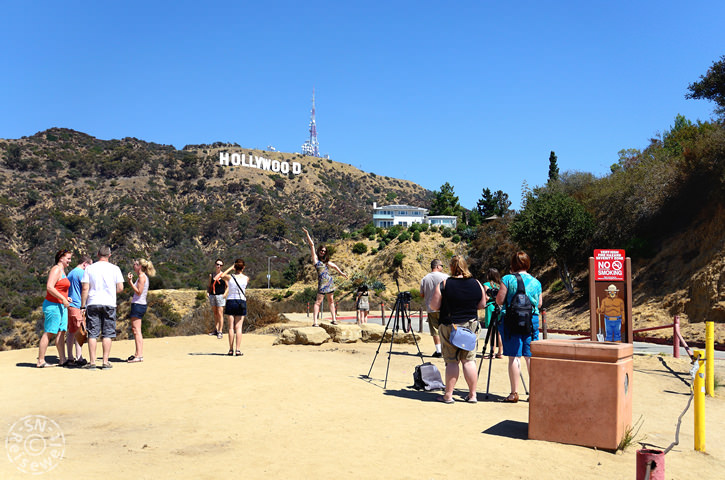 Aussichtspunkt, Hollywood Sign