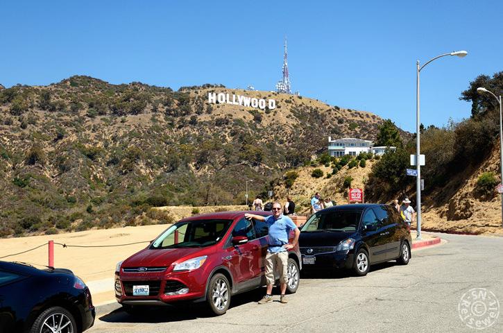 Los Angeles Hollywood Sign Sn Reisewelt Reiseblog