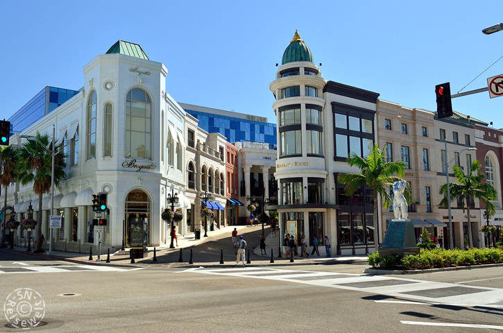 Rodeo Drive, Beverly Hills