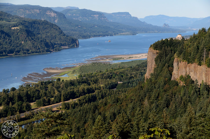 Columbia River George