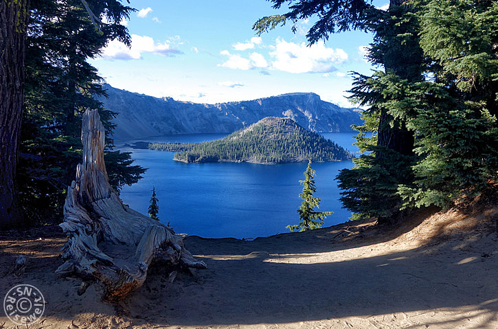 Discovery Point, Crater Lake N.P.
