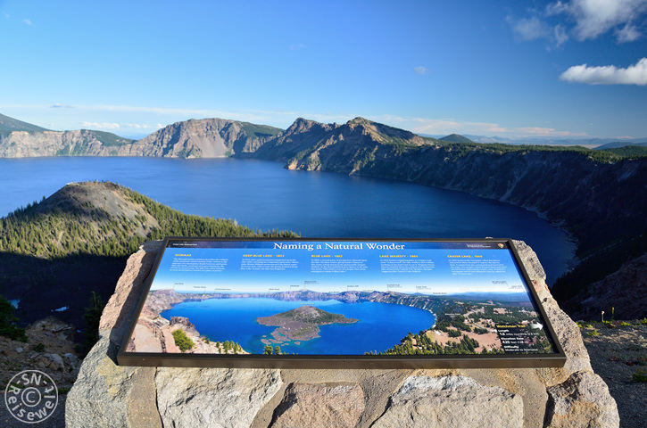 The Watchman, Crater Lake N.P.