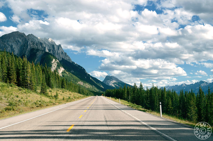 Kananaskis Country, Highway 40