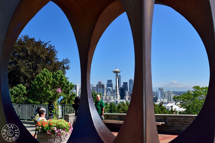 Seattle Skyline, Kerry Park