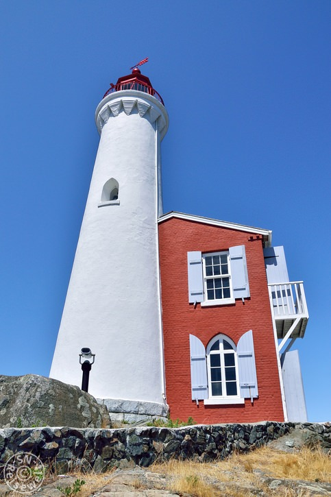Fisgard Lighthouse