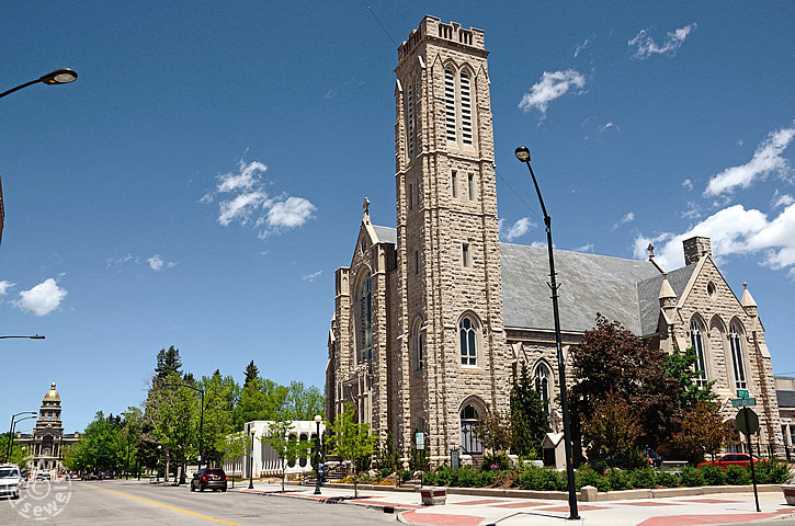 St. Mary's Cathedral, Cheyenne