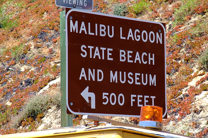 Pacific Coast Highway, Malibu