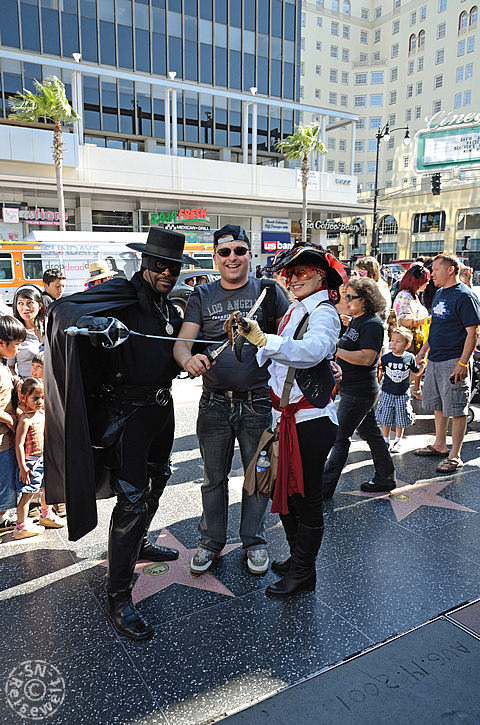 Pirates on Walk of Fame